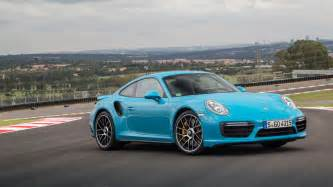 Porsche Turbo Porsche 911 Turbo S 2016 Review By Car Magazine