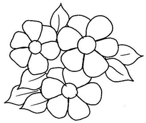 imagenes para pintar de flores flores pra pintar az dibujos para colorear