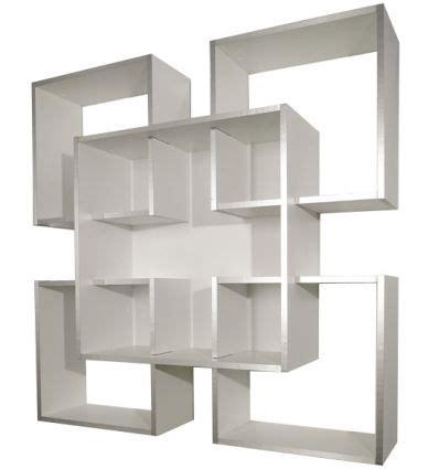 libreria da muro librerie moderne da parete in legno uthesign