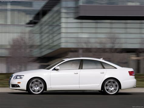 Radstand Audi A6 by 2008 Audi A6 4 2 Fsi Quattro Specifications And Technical Data