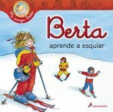 libro berta aprende a esquiar berta aprende a esquiar librera online troa comprar libro