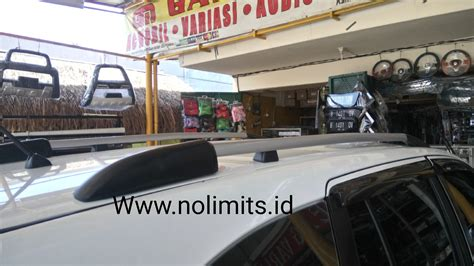 Karpet Lantai Toyota Calya roof rail calya sigra import no limits