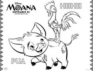 coloring pages moana disney moana coloring pages this s