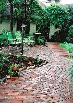 Ideas Design For Brick Patio Patterns Brick Patio Design Pictures And Ideas