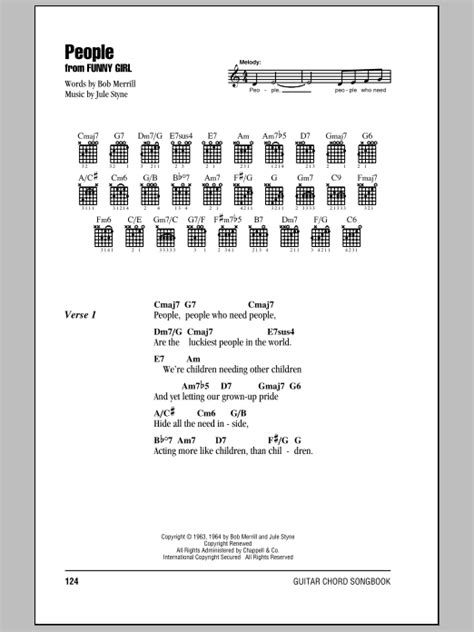 barbra streisand ukulele chords people by barbra streisand guitar chords lyrics guitar