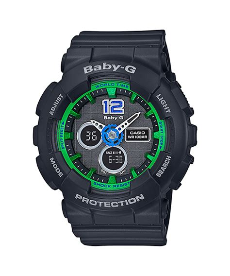 Baby G Casio Dg 120 Blue august 2015 baby g green blue white yellow gold ba 120