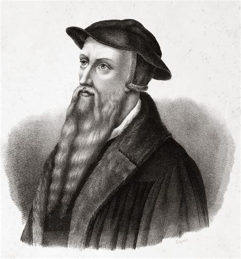 Search Calvin Calvin Bibliography