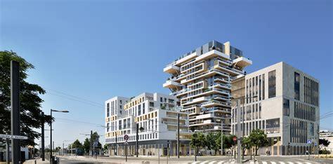 Jean Paul Viguier Architecture Projet Hyp 233 Rion Tour Le De Bureau Architecte