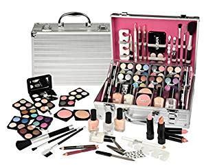 The Ultimate Makeup Set 64 makeup vanity cosmetic set make up