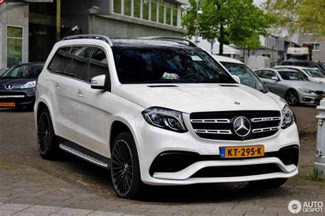 2017 Mercedes Gls 63 Amg by Mercedes Amg Gls 63 5 Mei 2017 Autogespot