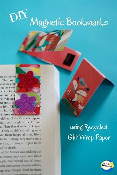 Plain Bookmarks To Decorate by Best 25 Magnetic Bookmarks Ideas On