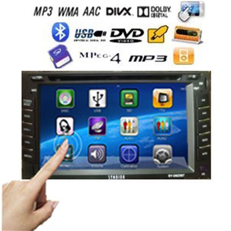 Harga Tv Mobil Merk Symbion symbion sy d623bt unit din tv mobil murah
