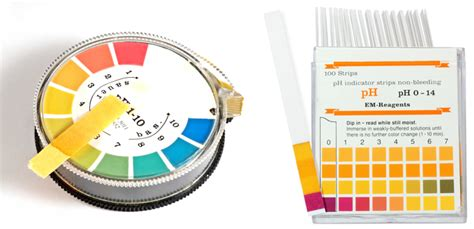 How To Make Ph Paper - ph paper and ph meters