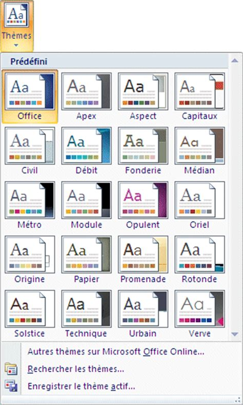 themes for excel 2007 excel 2007 the page layout tab
