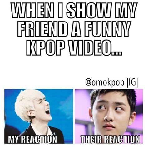 Funny Kpop Memes - exo memes tumblr google search exo part one