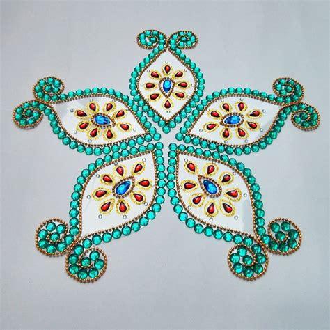 kundan rangoli 1 kundan rangoli design image
