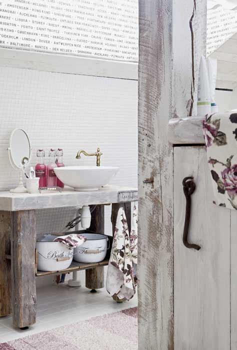 bagno stile shabby come arredare un bagno in stile shabby arredo bagno