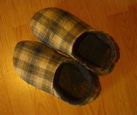 pattern fabric slippers pin by trudy urdal on sewing pinterest