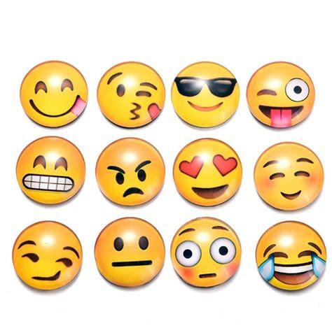 fridge emoji aibily 12 pack emoji faces fridge emoji magnet stickers