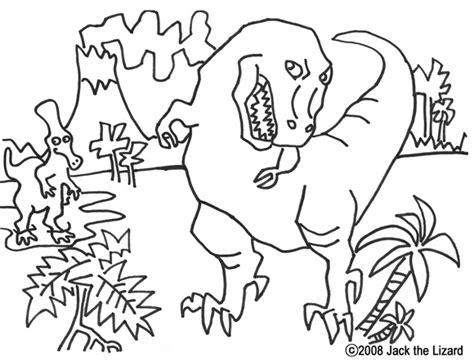 dinosaur habitat coloring page dinosaur coloring pages dinosaur habitat coloring pages