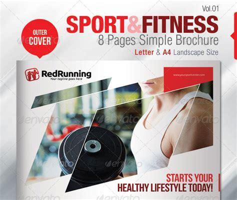 30 High Quality Indesign Brochure Templates Bashooka Sports Brochure Templates