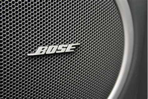 bose under stereo bose to offer noise canceling tech for all cars