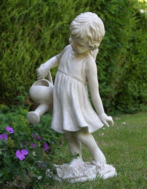 Flower Garden Statues 15 Best Ideas About Garden Statues On Moss Garden Growing Moss And Garden Sculptures