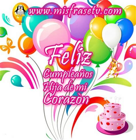 imagenes feliz cumpleaños hija para facebook montaje fotografico feliz cumplea 241 os hija pixiz