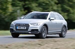 Audi A4 Alroad Audi A4 Allroad Review 2017 Autocar