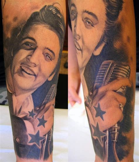 elvis tattoo designs 14 best images about elvis tattoos on elvis