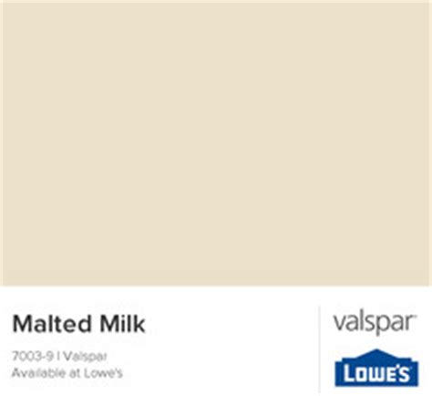 valspar paint color chip malted milk