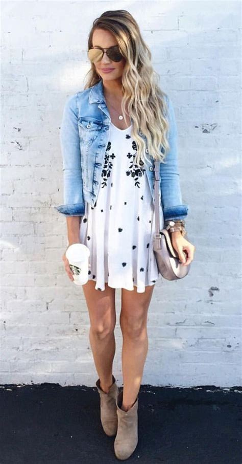 simple cute outfit inspiration spring cute