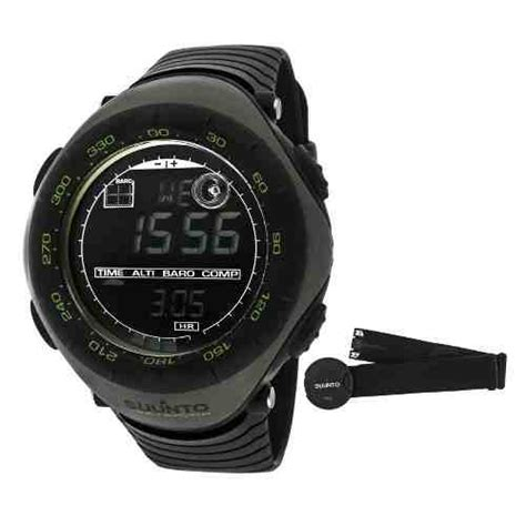 Jam Tangan Pria Skmei 1254 Original Compass Green jual suunto ss018730000 vector green with hr baru