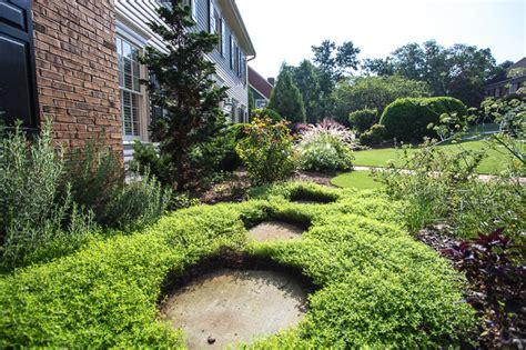 landscape architect atlanta dunwoody residence cultivators landscape architecture