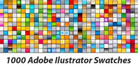 new pattern swatch illustrator swatches for illustrator