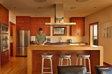 Kitchen Designs With Islands the seattle times seattle architect andrew finch designs