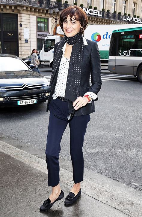 french style for matyre women meet the perfect style icon for older women whowhatwear