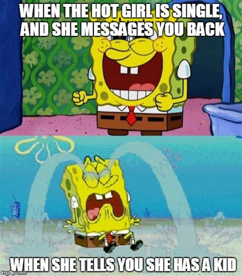 Sad Spongebob Meme - spongebob happy and sad imgflip