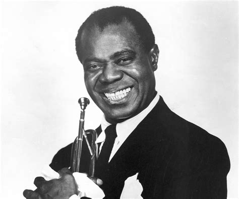 biography of jazz music louis armstrong biography childhood life achievements