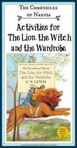 chronicles of narnia activities for the the witch