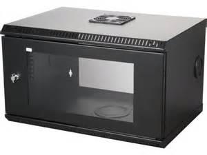 startech rk619wall 6u 19in wall mount server rack cabinet