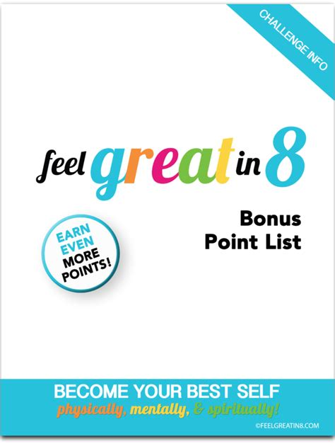 8 simple weeks to feeling great a health challenge for everyone books feel great in 8 for beginners archives feel great in 8