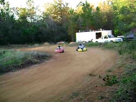 Backyard Cing Backyard Go Kart Track