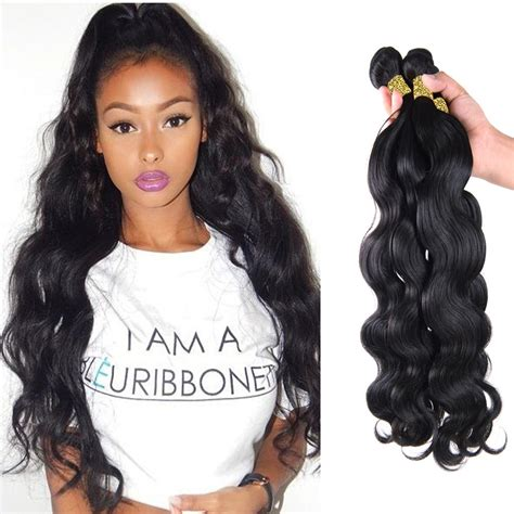 brazilian body wave hairstyles 8 steps to diy glue brazilian hair extensions the
