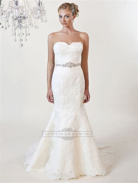 Lace Dress With Belt 1000 images about the best wedding dresses on