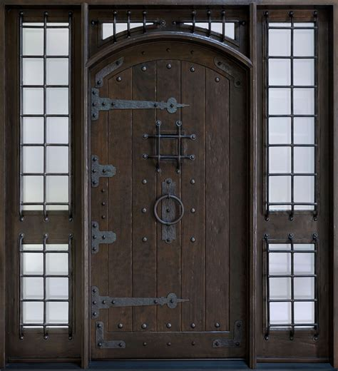 metal door designs mahogany solid wood front entry door single with 2