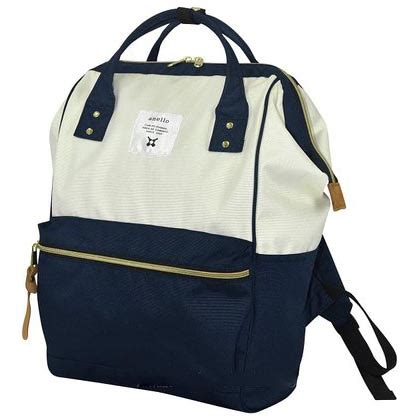 Tas Ransel Anello Handle Oxford Cloth Backpack Hitam L anello tas ransel oxford 600d size s white blue jakartanotebook