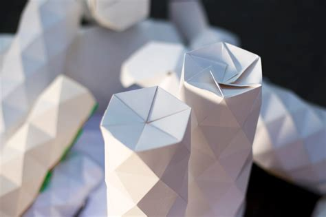Origami Packaging Design - castillo de molina origami packaging on packaging of the