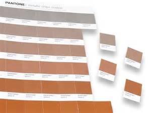 Pantone plus series colors pantone metallic chips coated edition 2014