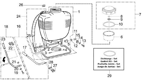 backpack sprayer parts diagram stanley backpack sprayer parts diagram go search